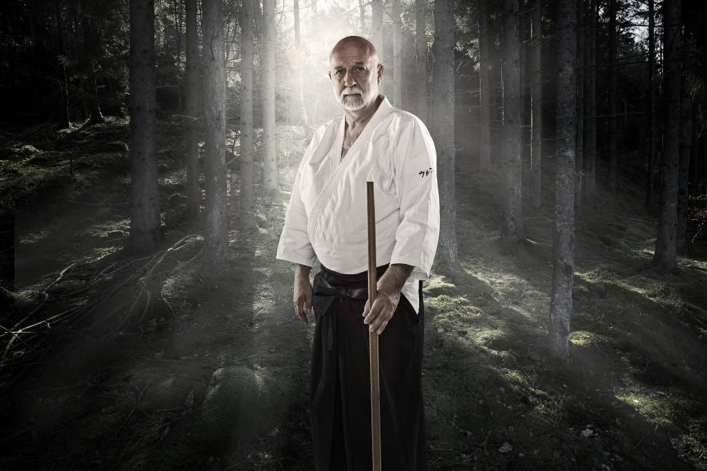 Shihan Ulf Evenas - Aikido | Photo: © Joakim Jalin 2016