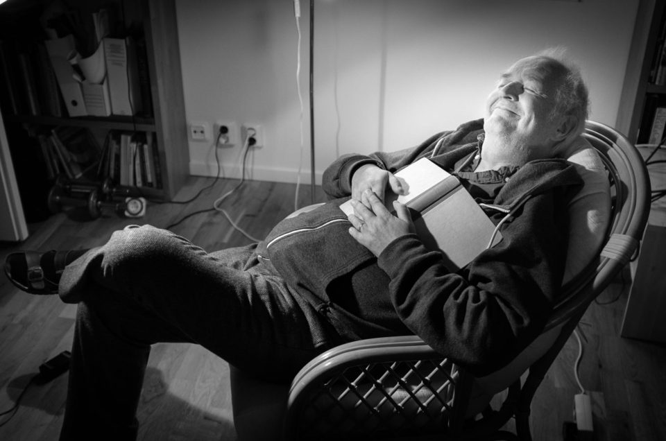Henning Mankell | Photo: © Joakim Jalin