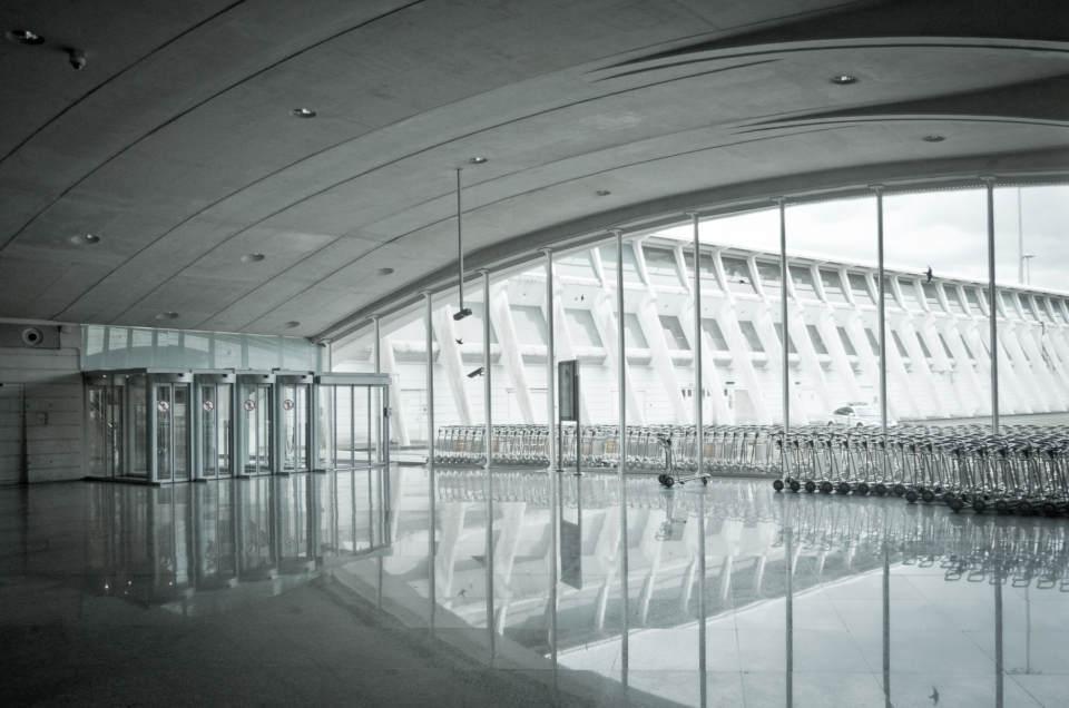 Bilbau Airport – Spain