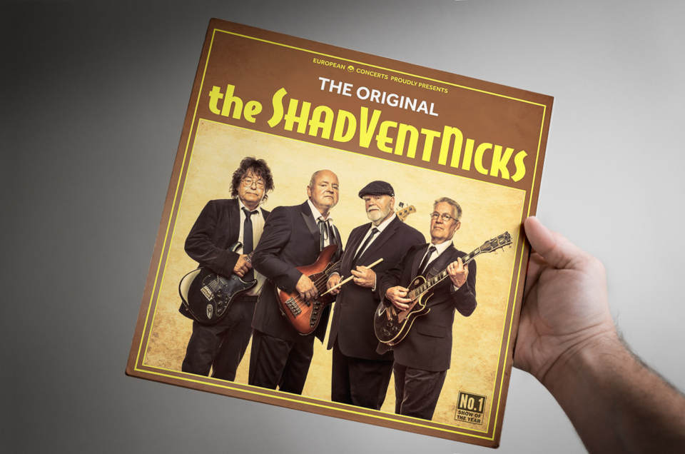 The ShadVentNicks | Photo & Design by Joakim Jalin